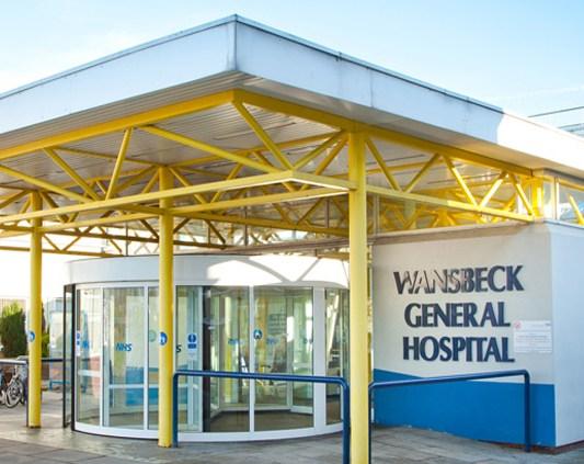 Wansbeck General Hospital