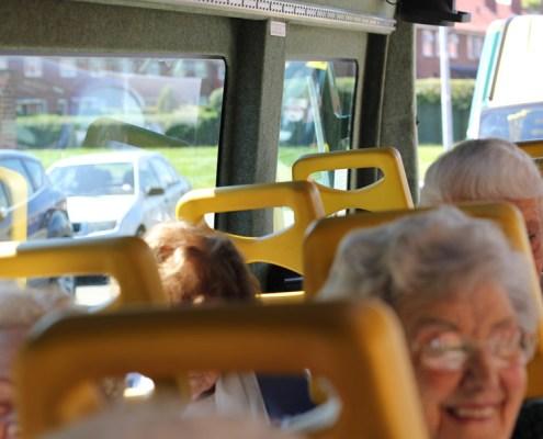 Community Transport Bus