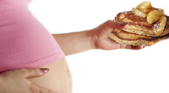 стресс и жирная диета при беременности