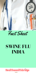 Swine Flu India Fact sheet