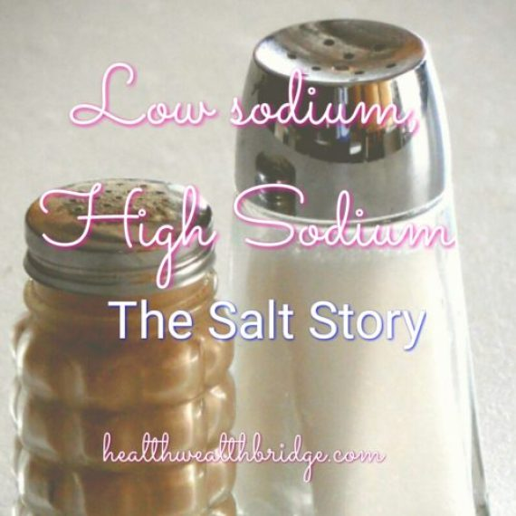 Low sodium,High Sodium:What's the problem?
