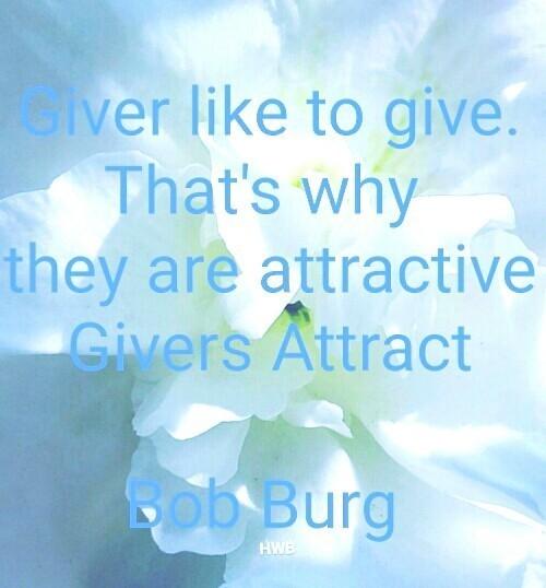 Microblog Mondaysthe Go Giver Favourite Quotes