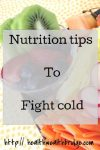 Ultimate  Nutrition tips to fight Flu and Improve immunity
