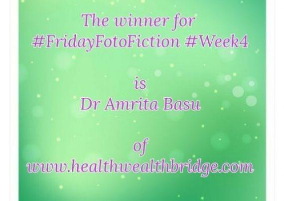 Winner of #fridayfotofiction week 4:A mwish