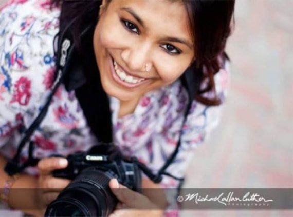 #ThankfulThursdays winner Shalini Baiswal. Image curtesy Shalini