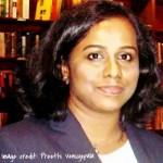 Preethi Venugopala mompreneur's  blogging journey :Blog to book fairytale