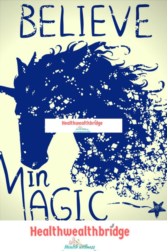 Thankful Thursdays:Believe in MAGIC