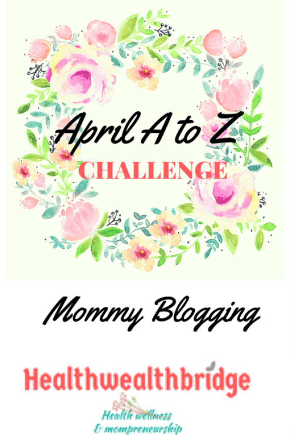 A to Z April challenge #MMM and A TO Z