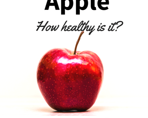 Apple:How healthy is it?
