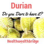 Protected: The Durian:Do you Dare to eat it? #AtoZ fruits