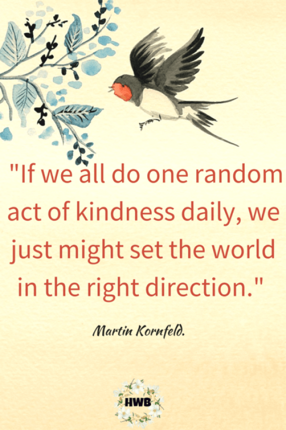 KINDNESS online and offline is the need of the hour