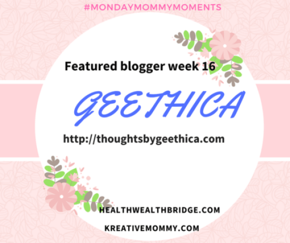 MondayMommyMoments week 16