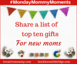 MondayMommyMoments :May contest and news(21)