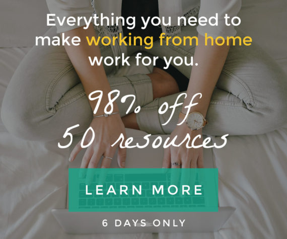 Work from home for Moms who are not afraid