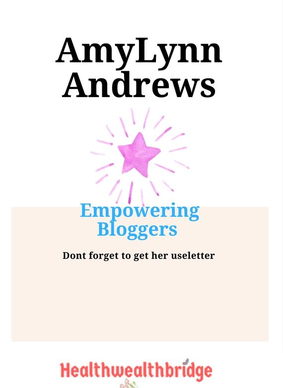 AMY LYNN ANDREWS:Why I admire her