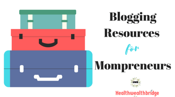 Blogging resources for mompreneurs