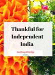 Thankful for Independent India (WOWfeatured)