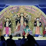 Monday Mommy Moments 39:Deshapriya Park Durga Pujo