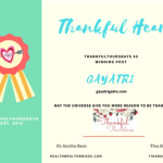 #ThankfulThursday:One Social Media which Helped Me Grow Effortlessly