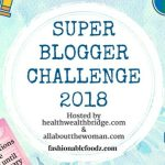 Thankful for #SuperBloggerChallenge2018