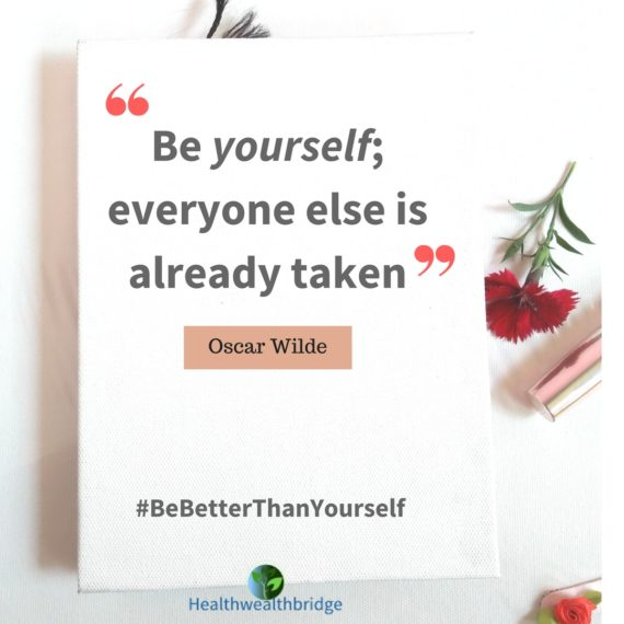 Be Better Than Yourself
