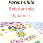 "#BeBetterThanYourself"" Startling Secret in the Parent-Child Relationship Dynamics"