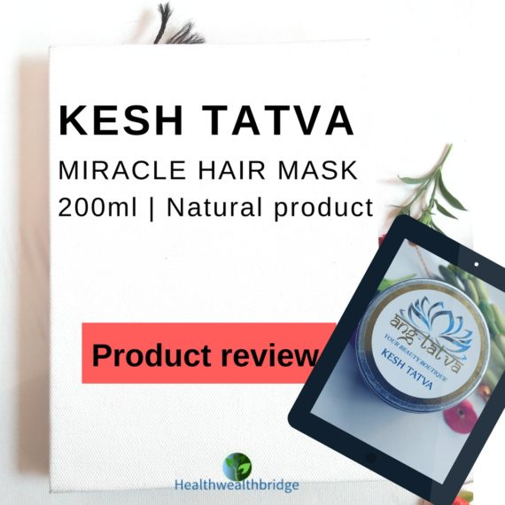ANG TATVA MIRACLE HAIR MASK200ml _ Natural product
