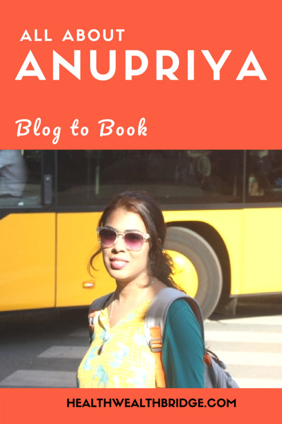 ANUPRIYA: Parenting and a slice of Life