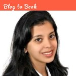 Mahak Wadhwani, Author  of Diary of a Baby :Blog to Book