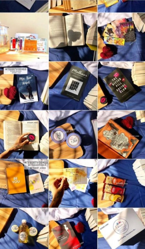 How to create a Stunning Bookstagram