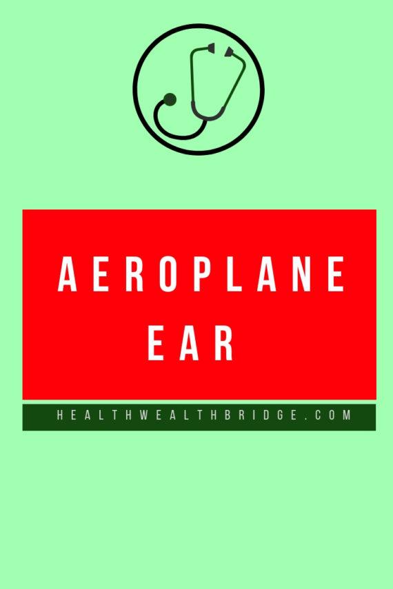 Aeroplane Ear