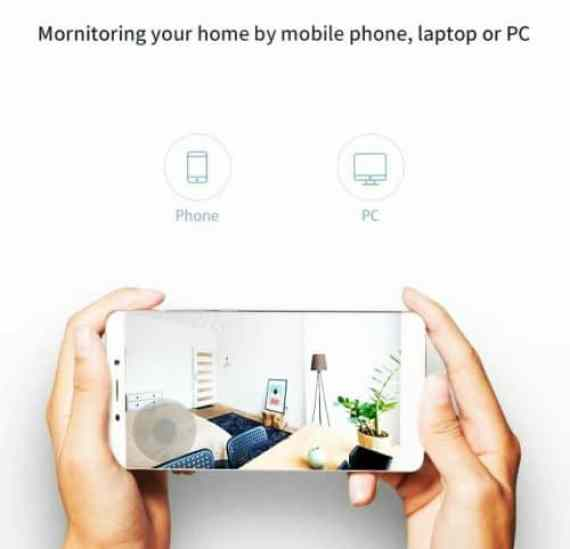 Keep an eye on your Home wherever you are #SmartHomeRevolution