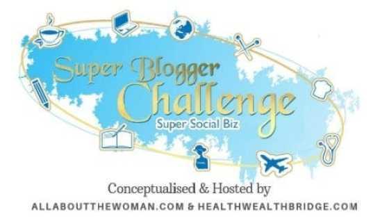 Super Blogger Challenge 2019
