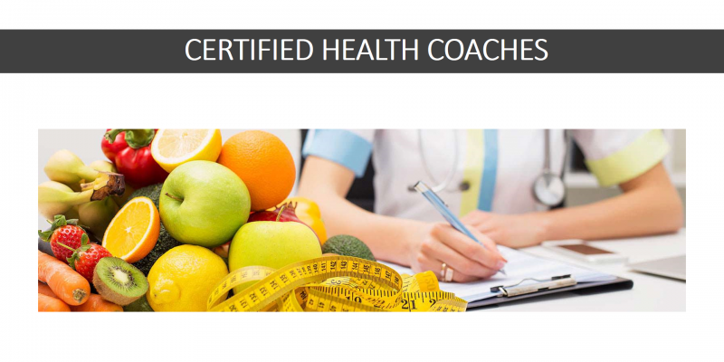 corporate wellness coach health program