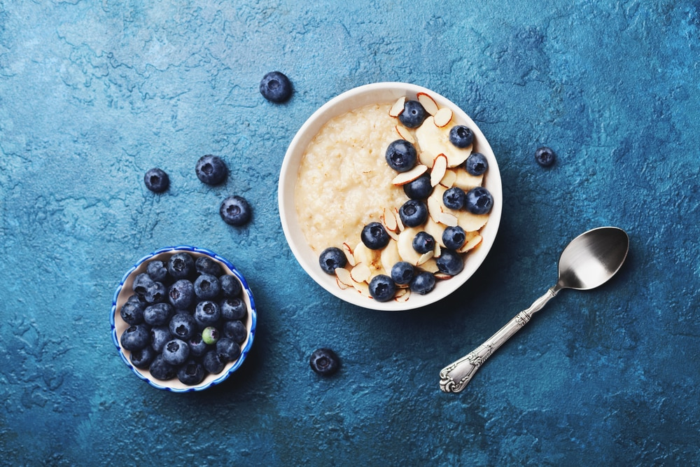 Oatmeal food for upset stomach