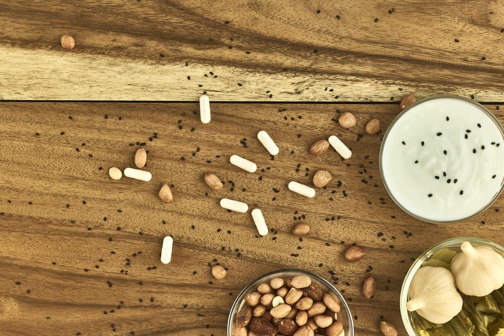 Probiotics food for upset stomach