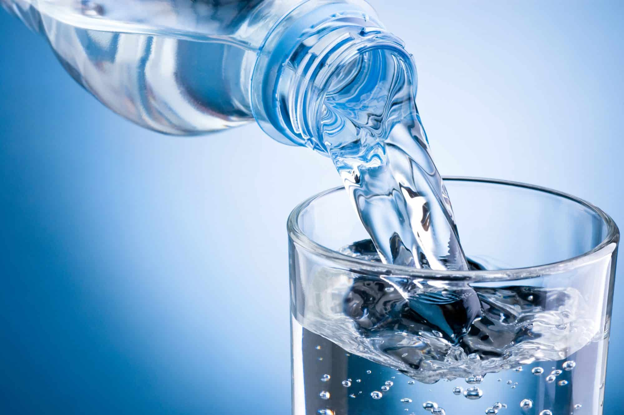 bottled mineral water benefits