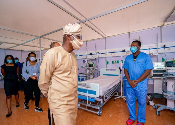 Gov. Babajide Sanwo-Olu of Lagos State, says the Eti-Osa Isolation Centre has been closed down, with effect from Friday night. Sanwo-Olu announced the closure at Lagos House, Marina, during the 17th update on the management of coronavirus in the state. The governor said that the Agidingbi Isolation Centre would also be closed and the patients […]