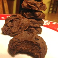 Butternut Squash Chocolate Cookies (Paleo)