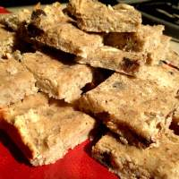 Banana Bars (Grain-Free)