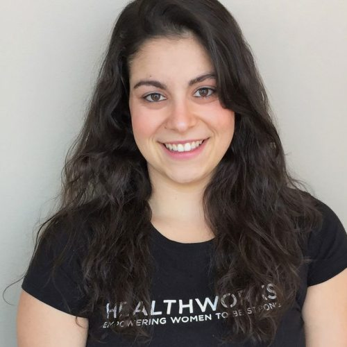 Sona Dagley Personal Trainer at Healthworks Fitness