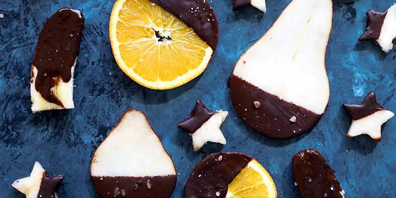 chocolate fruit