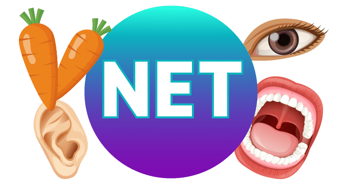 The NET programme is a series of online resources and videos educating children about the benefits of having healthy Nutrition, Eyes, Ears and Teeth and advice on how to best look after them.