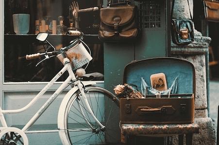 ネットで購入した自転車に防犯登録をする方法
