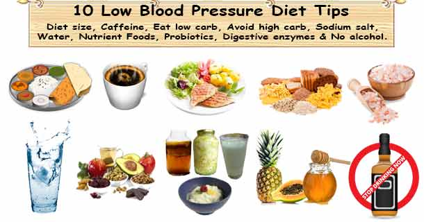 Healthy Food For Hypotension