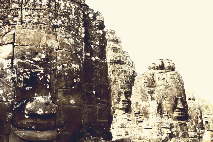 tempelanlagen kambodscha