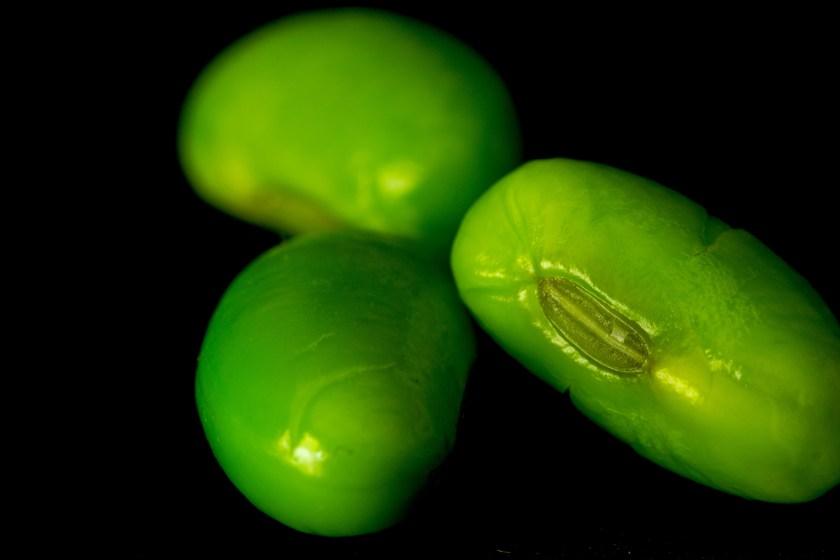 Gesund für Zwischendurch: Edamame Bohnen