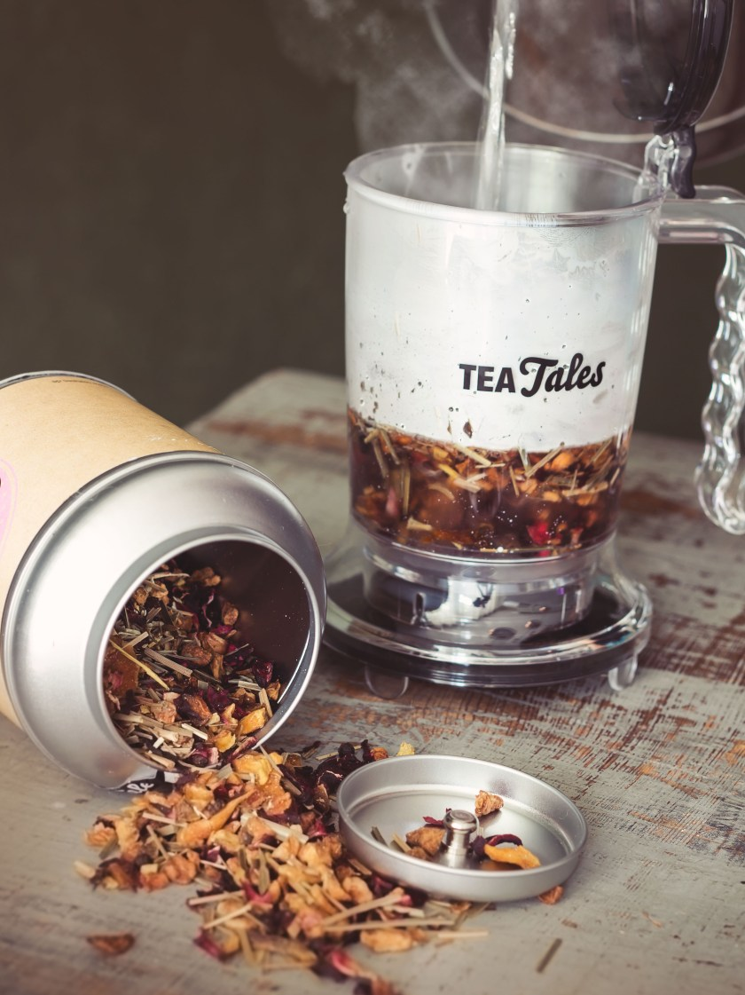 teatales magic tea maker