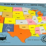 Jigsaw Puzzle Map Puzzles