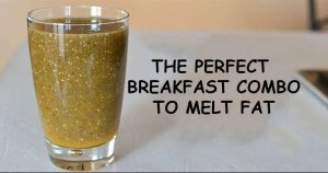 This Breakfast Combo Will Melt Your Fat and Reduce Your Blood Sugar and Cholesterol Level